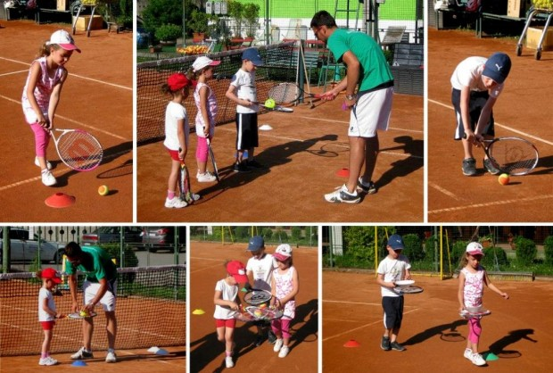 Tenis začiatočníci